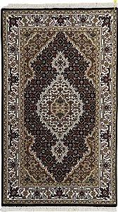 Tapete Tabriz Mahi 0,77 X 1,24 Indiano L0066658