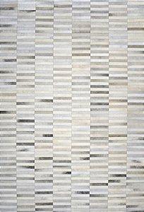 Tapete/Boi Loire 2,40 X 3,60 Branco/Gris/Grey