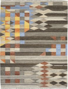 Tapete Kilim Tribal 2,00 X 2,50 Indiano Des/103