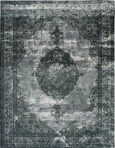 Tapete  Jaquard 2,50 X 3,00 Vintage 2 Black