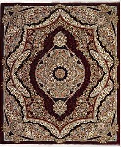 Tapete Hasankeyf 2,50 X 3,00 1030A/Red/Cream