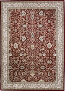 Tapete Babil 2,50 X 3,50 0389A/Red