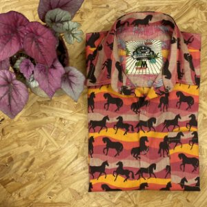 Camisa Must Have | Cavalo de fogo