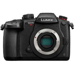 Camera Digital Panasonic Lumix DC GH5S Mirrorless Micro Four Thirds Corpo NFe