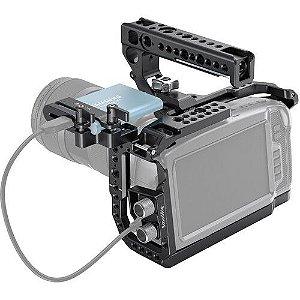 Kit Cage SmallRig 3130 para Blackmagic Pocket 4k e 6k NFe