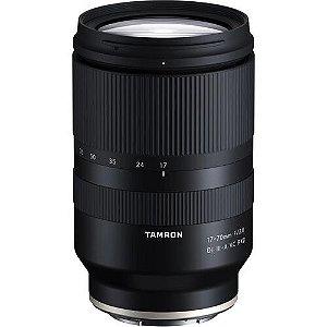 Lente Tamron 17-70mm F/2.8 Di III Sony