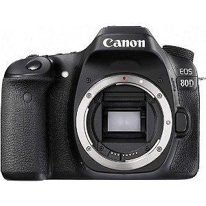 Camera Canon EOS 80D Corpo