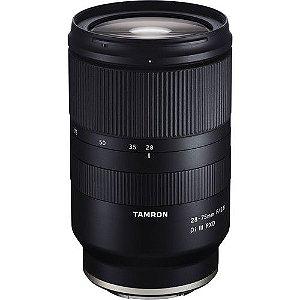 Tamron 28-75mm F/2.8 Di III RXD para Sony E-mount