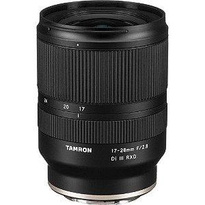 Lente Tamron 17-28mm F/2.8 Di III RXD Sony E-mount