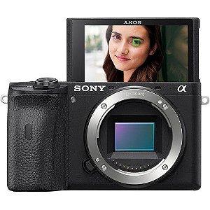 Camera Sony Alpha A6600 Corpo