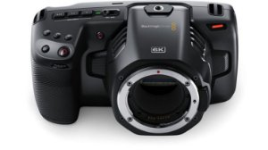 Camera Blackmagic Design Pocket Cinema Camera 6K NFe