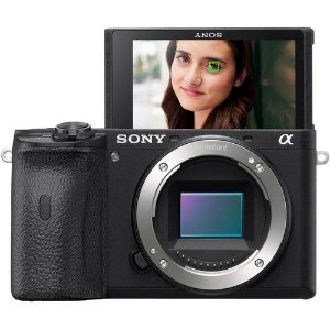 Camera Sony Alpha A6600 Corpo NFe