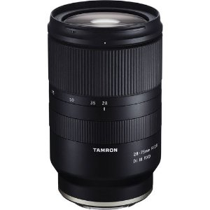 Tamron 28-75mm F/2.8 Di III RXD para Sony E-mount NFe