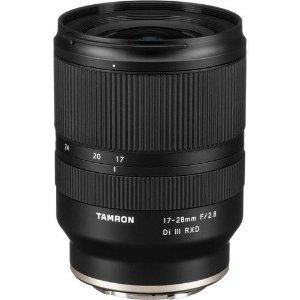 Lente Tamron 17-28mm F/2.8 Di III RXD Sony E-mount NFe