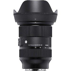 Lente Sigma 24-70mm F/2.8 Dg Dn Art Para Sony E NFe