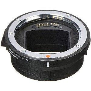 Adaptador Sigma Mc-11 Sony E P/ Lentes Canon NFe