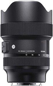 Lente Sigma 14-24mm f/2.8 DG DN Art Sony E NFe