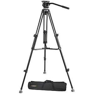 Tripé Para Video E-Image EK-610 Para Até 3kg NFe