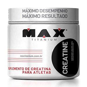 Creatina (150g) Max Titanium