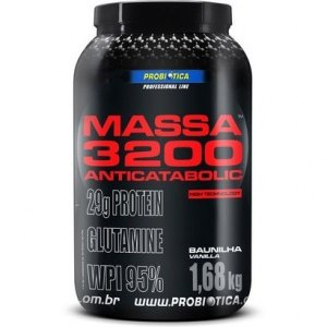 Massa 3200 Anti-Catabolic (1,680 kg) Probiótica