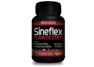 Termogênico Sineflex Hardcore (150 Capsulas) Power Supplements