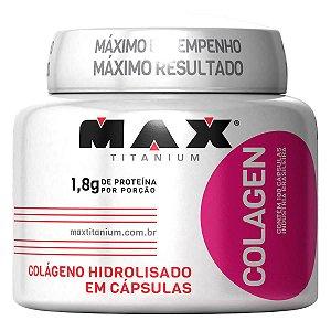 Colagen (100 Capsulas) Max Titanium
