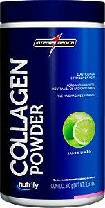 Collagen Powder (300g) - IntegralMédica Nutrify - Limão