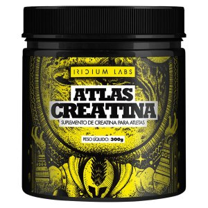 Atlas Creatina (300g) Iridium Labs