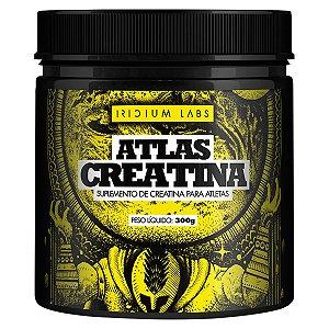 Atlas Creatina (300g) Iridium Labs