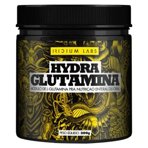 Hydra Glutamina (300g) Iridium Labs