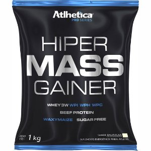Hiper Mass Gainer Pro Series (1kg) Atlhetica