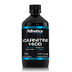 L-Carnitine 1400 Pro Series (480 ml) Atlhetica