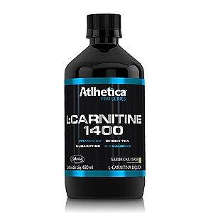 L-Carnitine 1400 Pro Series (480 ml) Atlhetica