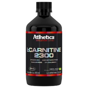 L-Carnitine 2300 (480 ml) Atlhetica