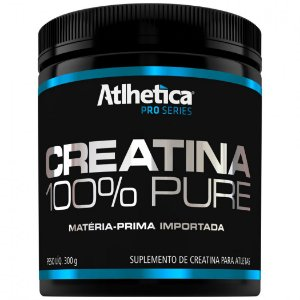 Creatina Pro Series 100% PURE (300g) Atlhetica