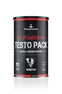 Monster Testo Pack (44 Packs) PowerFoods