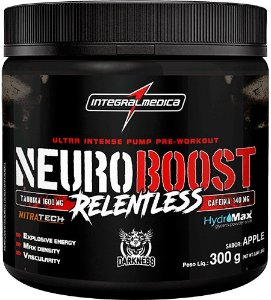 Neuroboost Relentless Darkness (300g) IntegralMédica
