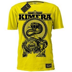 Camiseta Premium Kimera Feminina - Iridium Labs