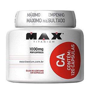 CA (120 Cápsulas) Max Titanium
