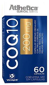 CoQ10 200mg (60 cápsulas) Atlhetica