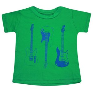 Camiseta Guitarras