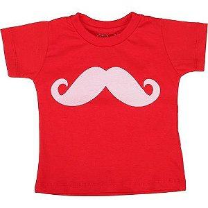 Camiseta Bigodes