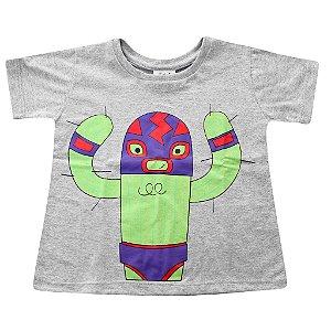Camiseta Cacto Luchador