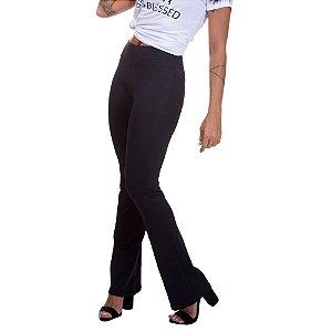 Calça Feminina Legging Bailarina Preto