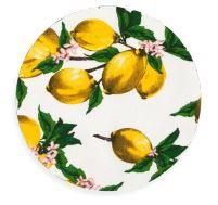 Capa Para Sousplat Limão Siciliano