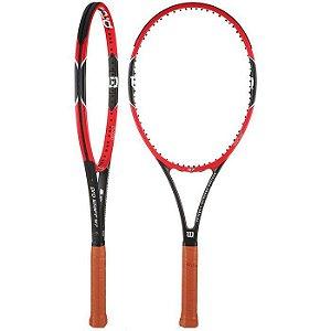 Raquete De Tênis Wilson Pro Staff 97 L3 4 3/8 Vermelho/preto