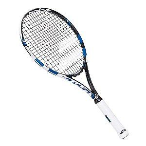 Raquete De Tênis Babolat Pure Drive Lite L3 4 3/8 Azul/Branco/Preto