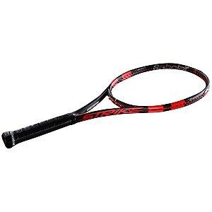 Raquete De Tênis Babolat Purestrike L4 4 1/2 Preto/Vermelho