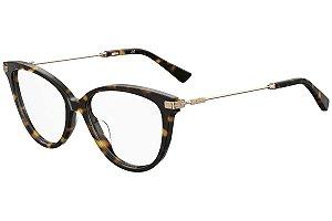 Óculos de Grau Moschino MOS561 086 52-16