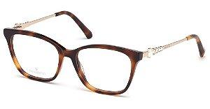 Óculos de Grau Swarovski SK5306 052 52
